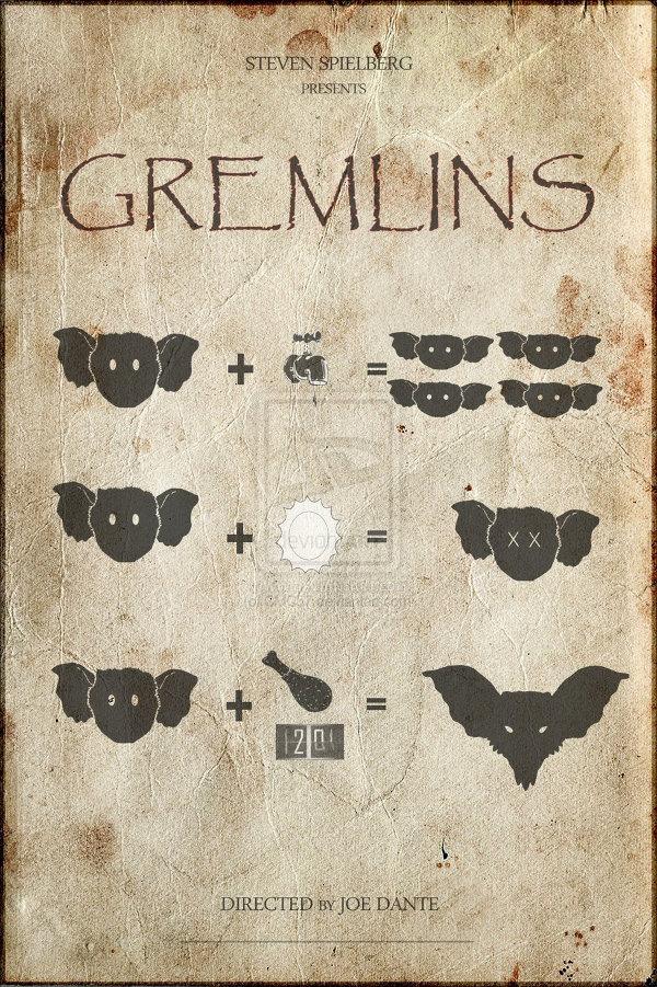 GREMLINS por CMC57