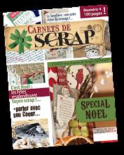 CARNET DE SCRAP n°4