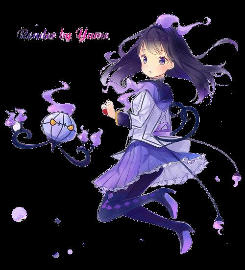 RENDER Mahou Shoujo Madoka Magica,