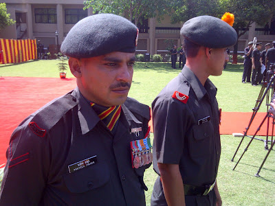 Indian Army Bravehearts, Honoured For Anti-Terror Kills
