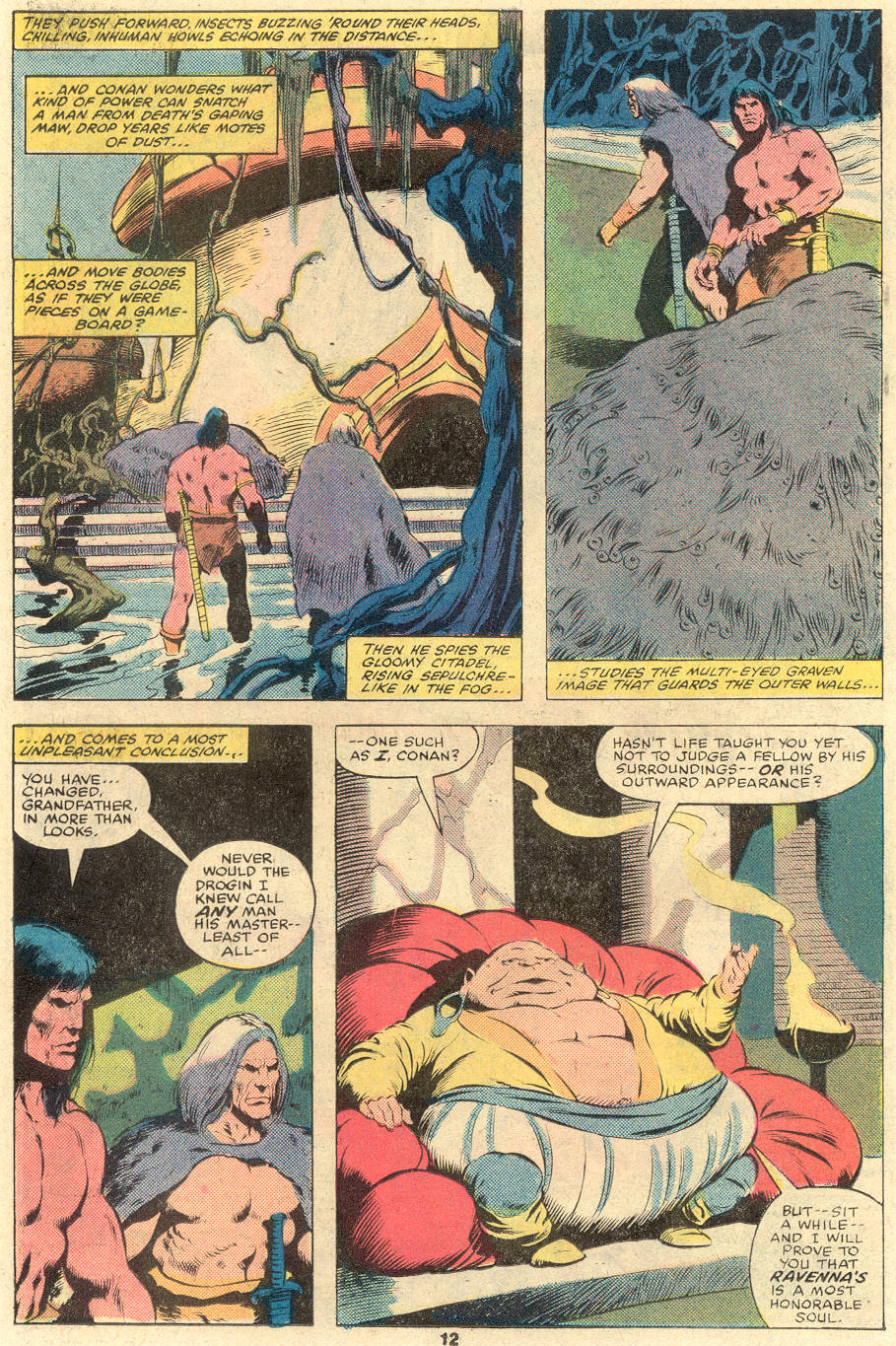 Conan the Barbarian (1970) Issue #119 #131 - English 10