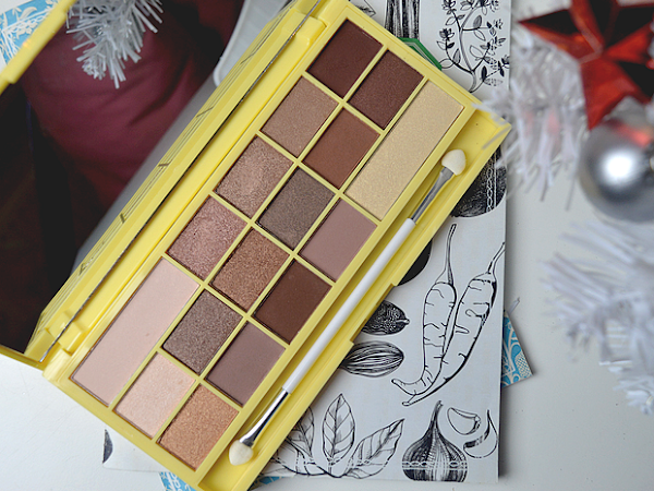 I Heart Makeup - Naked Chocolate palette | Review