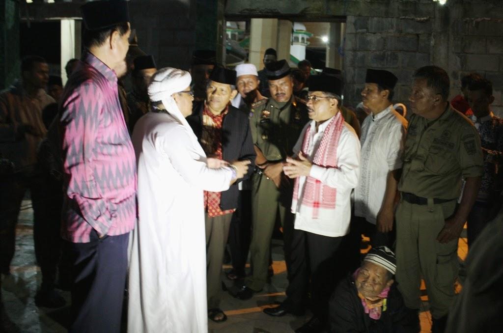 Liputan Khusus Basapa: Ali Mukhni Bertekad Jadikan MASB Seperti Mesjid Agung Nabawi