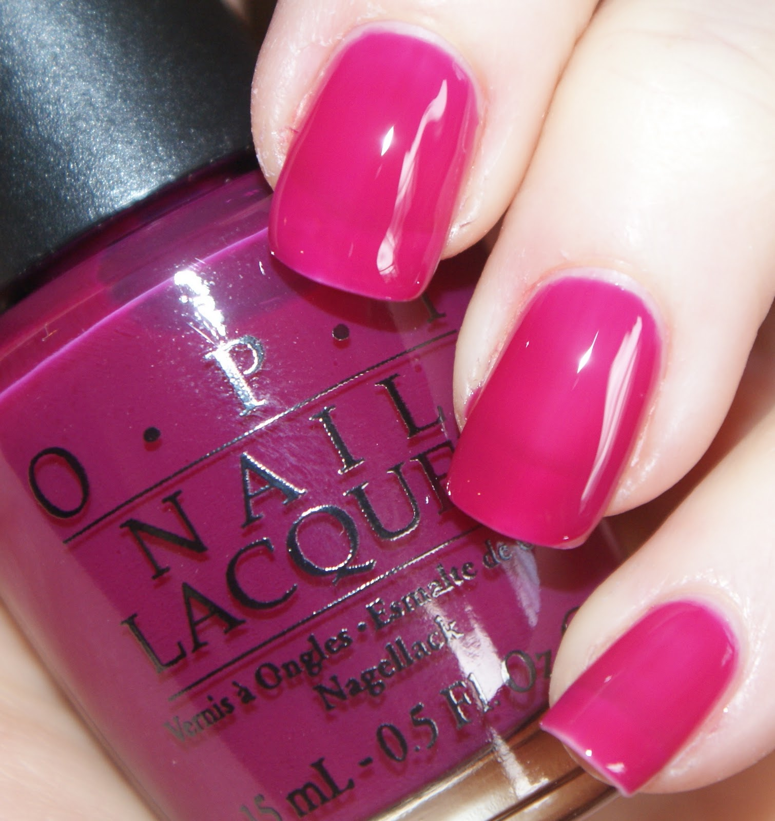 Babbling Brooke: OPI Texas Collection 2