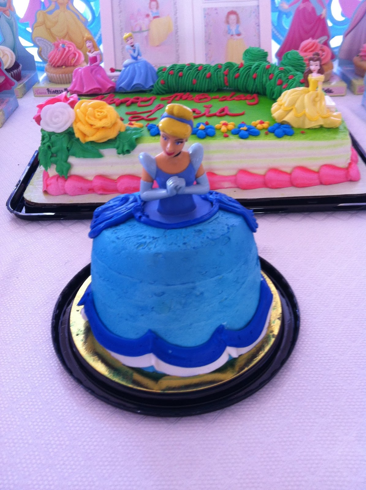 Disney Princess Birthday Party Because every birthday deserves a