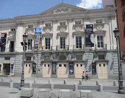 Enlace Web Teatro Español
