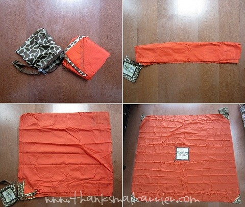 portable blanket
