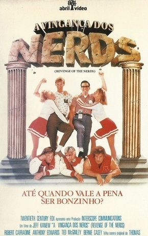 Filme A Vingança dos Nerds 1984 Torrent