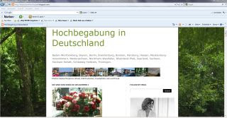 Hochbegabung in Deutschland