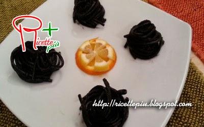 Spaghetti al Nero di Seppia di Cotto e Mangiato