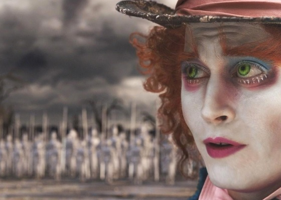 Johnny Depp Alice 2