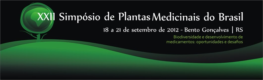 22º Simpósio de Plantas Medicinais
