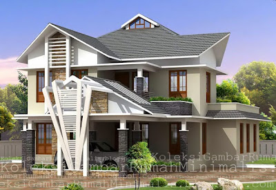 model rumah favorit holidays oo