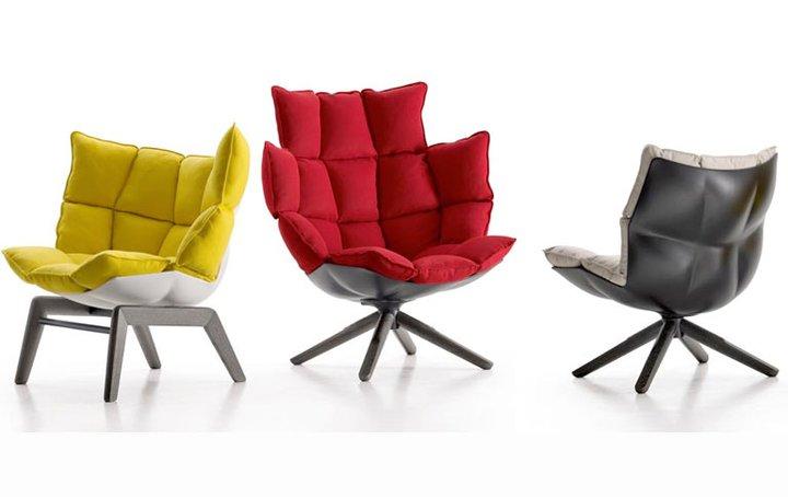 Lesesessel Ikea die wohngalerie husk sessel b b italia zum hineinwerfen