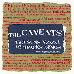DESCARGA EL PRIMER TRABAJO DE THE CAVEATS