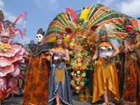 ICCCF Malang ; Pertukaran Seni-Budaya Lintas Negara