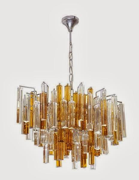 lampadari: Ricambi in vetro di Murano per vecchi lampadari Venini ...