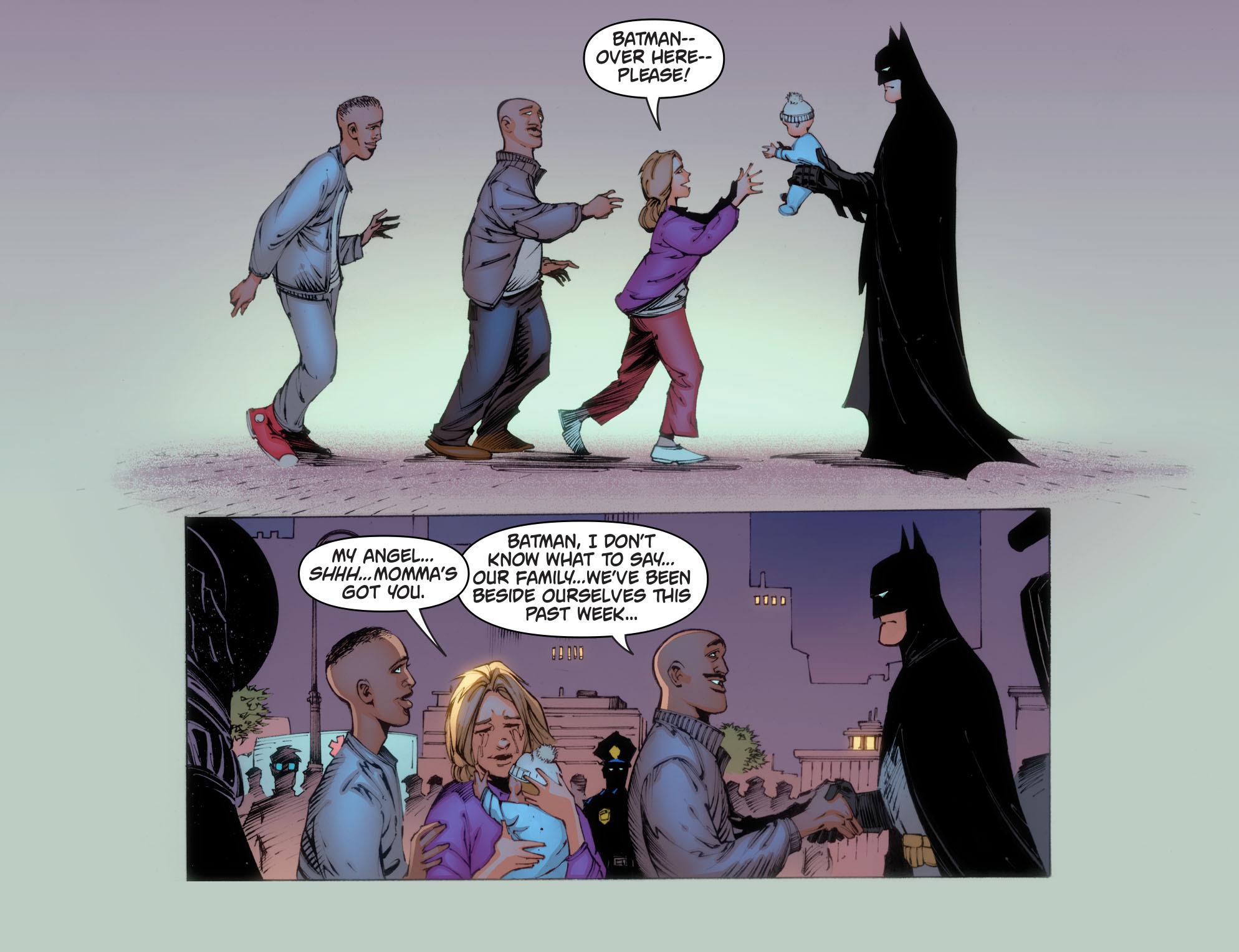 Batman: Arkham Knight [I] Issue #33 #35 - English 10