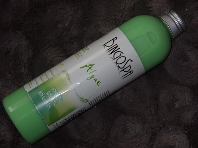 Recenzja: Energizujące algi pod prysznic z zieloną herbatą BingoSpa