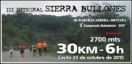 25/10 Trail en Ceuta