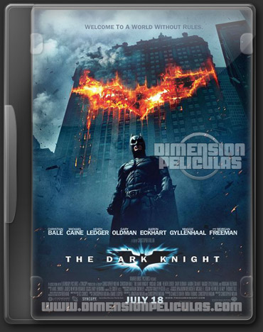 The Dark Knight (BRRip FULL HD Inglés Subtitulado) (2008)