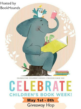 CELEBRATE Children's Book Week Giveaway Hop