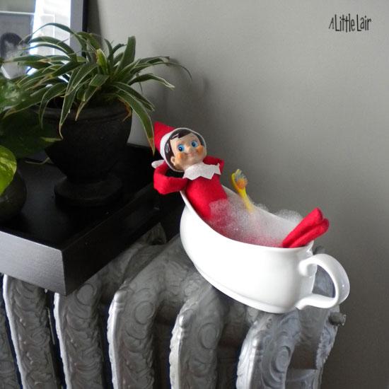 Elf Bath.   Everyday Magic.