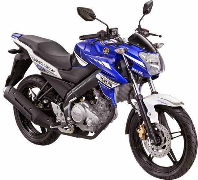 Gambar Yamaha Vixion seperti MotoGP 2014