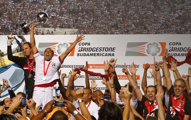 São Pualo é campeão da Sulamericana 2012