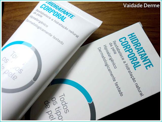 Hidratante Corporal Moderm
