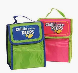 peeps lunch bags