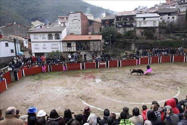 La suerte natural fin de semana taurino en salamanca - Valero salamanca ...