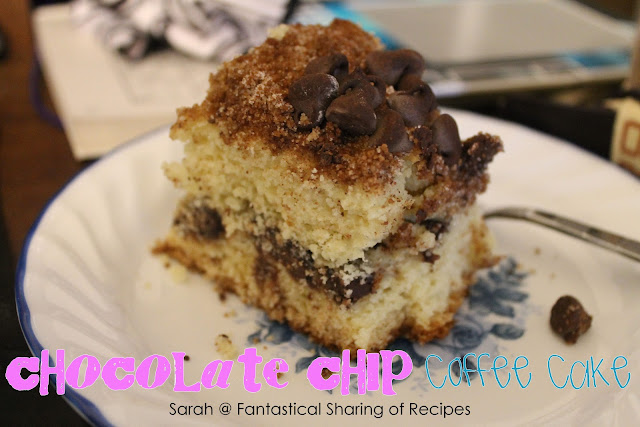 Chocolate Chip Coffee Cake Recipe Without Sour Cream