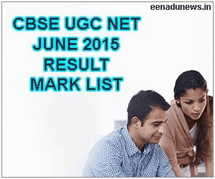 CBSE UGC NET Result June 2015, Mark List of UGC NET June 2015, Result of UGC NET held on June 28, 2015. cbsenet.nic.in UGC NET Results 2015, CBSE National Eligibility Test (NET) Result Online, CBSE/NET/2015-16 Result Link, CBSE UGC NET June 2015 Result will be announce on Aug/Sep 2015