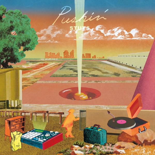 [Album] STUTS – Pushin' (2016.04.20/MP3/RAR)