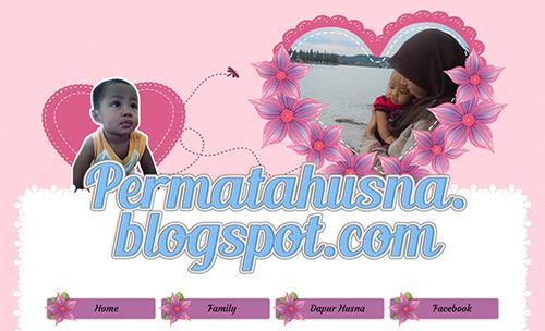Tempahan Edit Blog - Permata Husna
