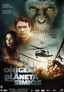El Planeta de los Simios: Revolucion (2012) Online