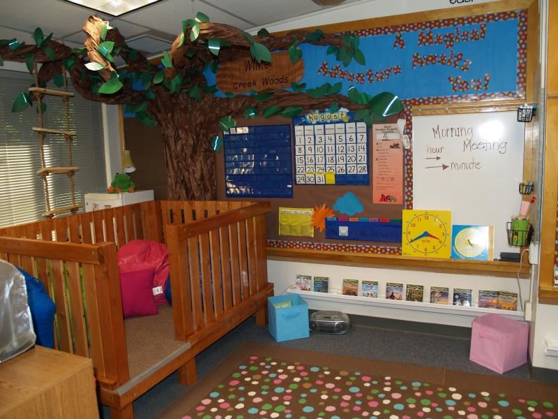 Magic tree house classroom decorations House decor
