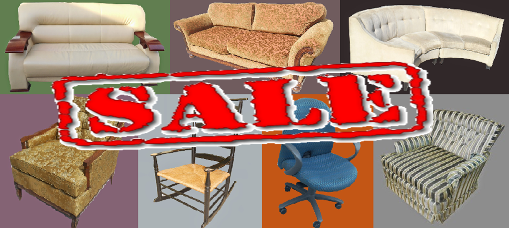 Give Back to the People SALE! 15% Off all Couches & Chairs