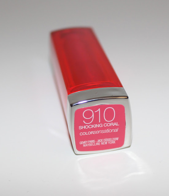 Maybelline Color Sensationals Vivids - 910 Shocking Coral