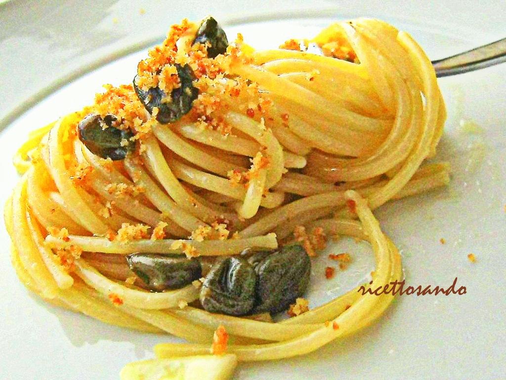 spaghetti aglio e olio ricetta base