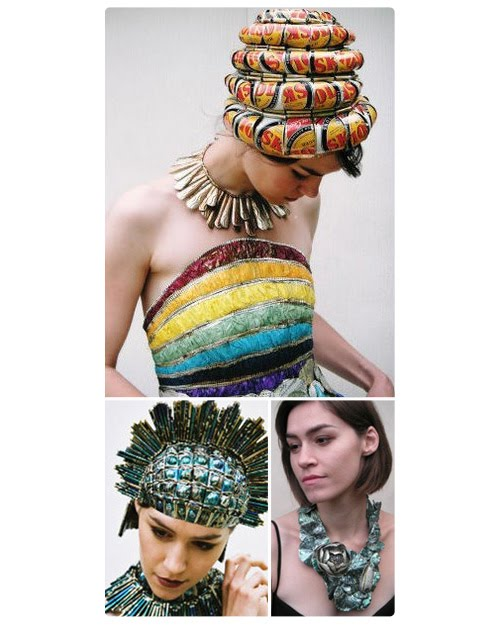 How to recycle recycled fashion accessories for Recycled products from plastic bottles