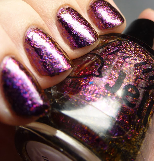 Pretty Jelly Nail Polish Dream State