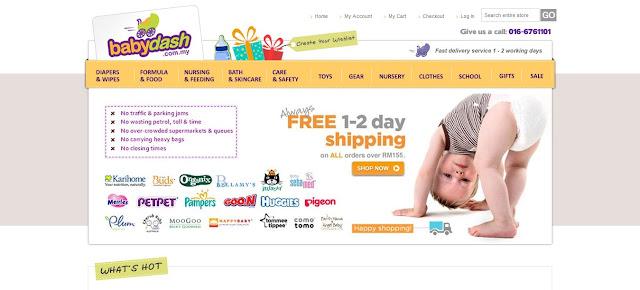 Babydash.com.my
