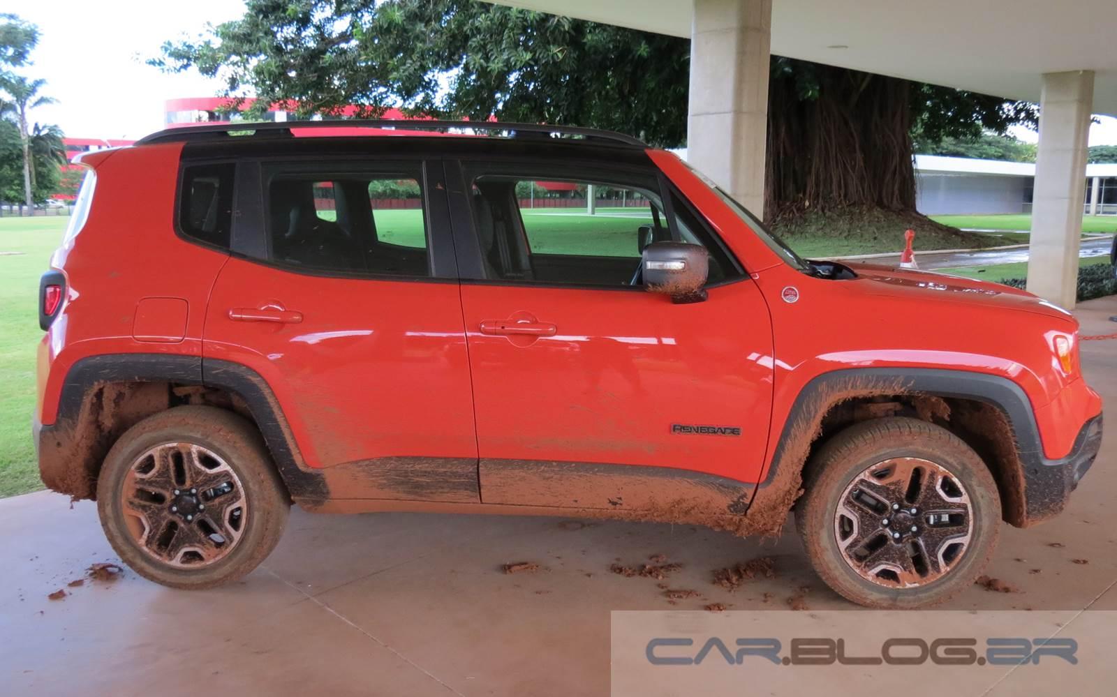 Jeep Renegade 2.0 Diesel - Brasil