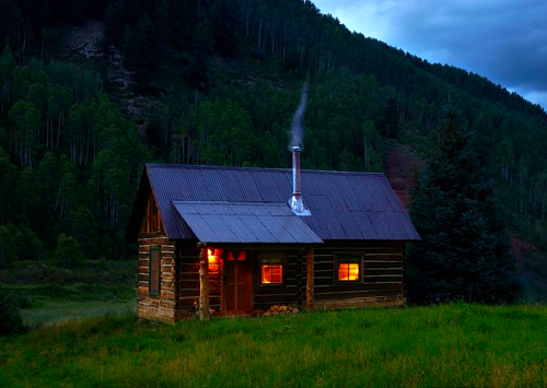 Daily timewaster for Telluride co cabine