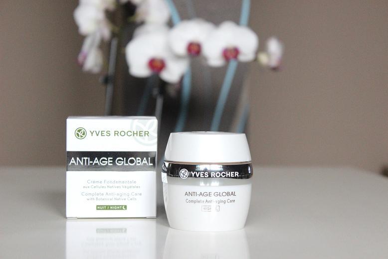 Anti-Age Global // Yves Rocher