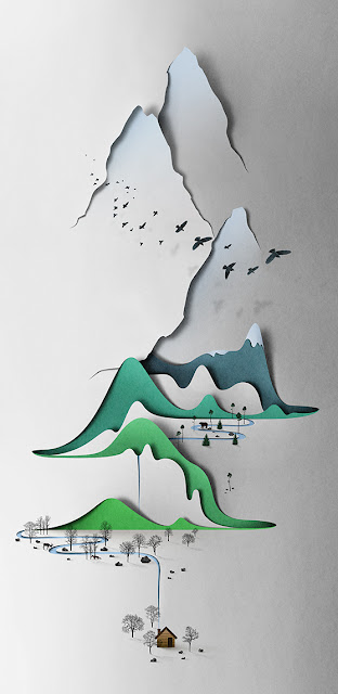 Eiko Ojala vertical landscape