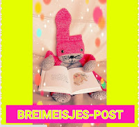 Lydia's blog: Breimeisjes-post!