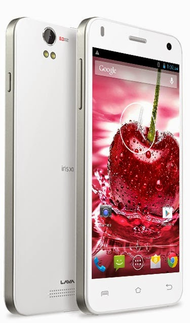 Lava Iris X1- The Best Budget Smartphone in India.